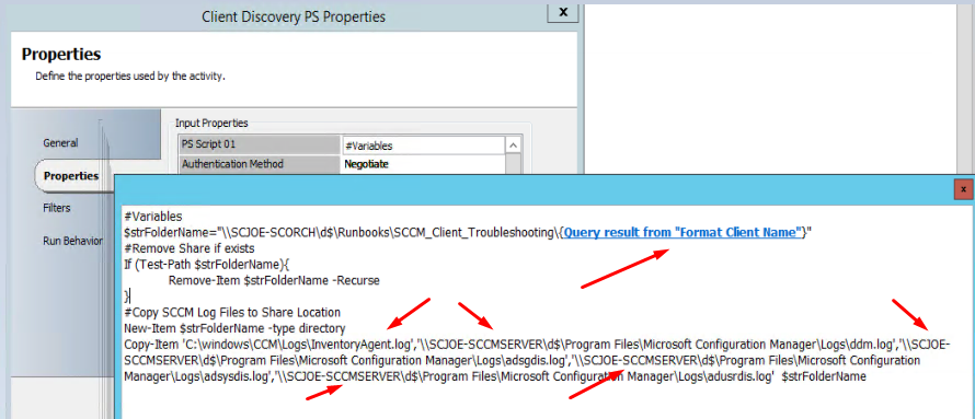 "SCCM"" Client Troubleshooting Automation – SC Joe"